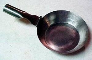 1800's Folding Frying Pan (Period Correct Reproduction)