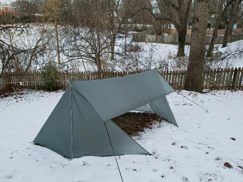 Lightest Ultra Light Backpacking Shelter 171 Survival School